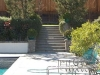 Bluestone stairway